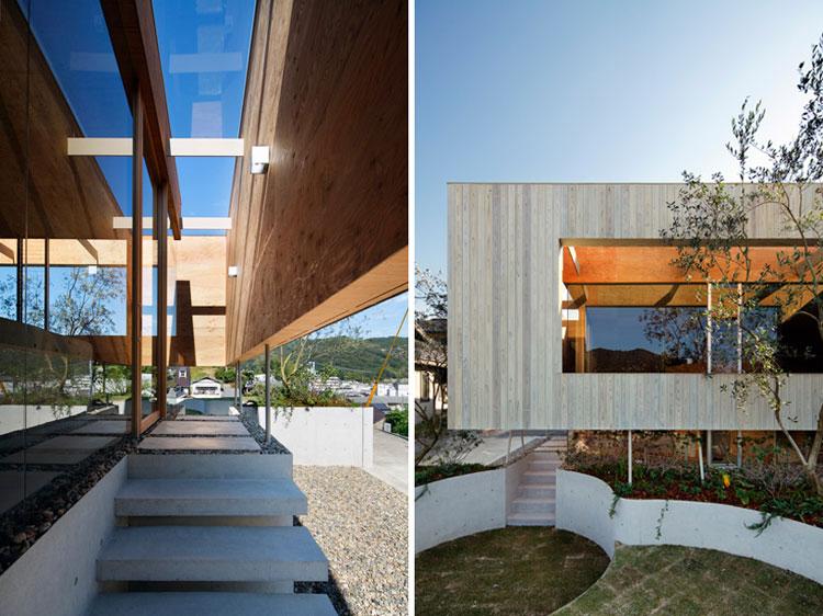 Pit House, Okayama, Japan // UID Architects.