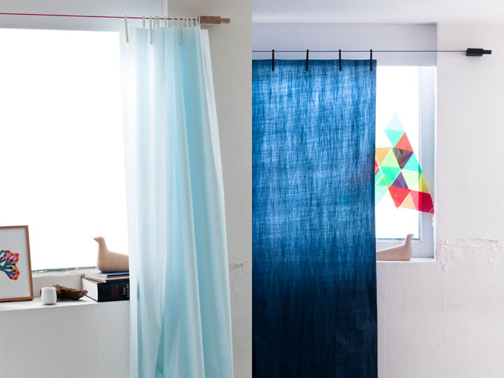 Ready Made Curtain // Ronan & Erwan Bouroullec for Kvadrat.