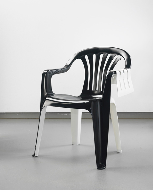mono bloc valet chair