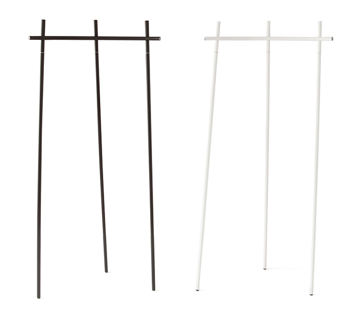 Radius I clothes rack by Radius Design | Yellowtrace.