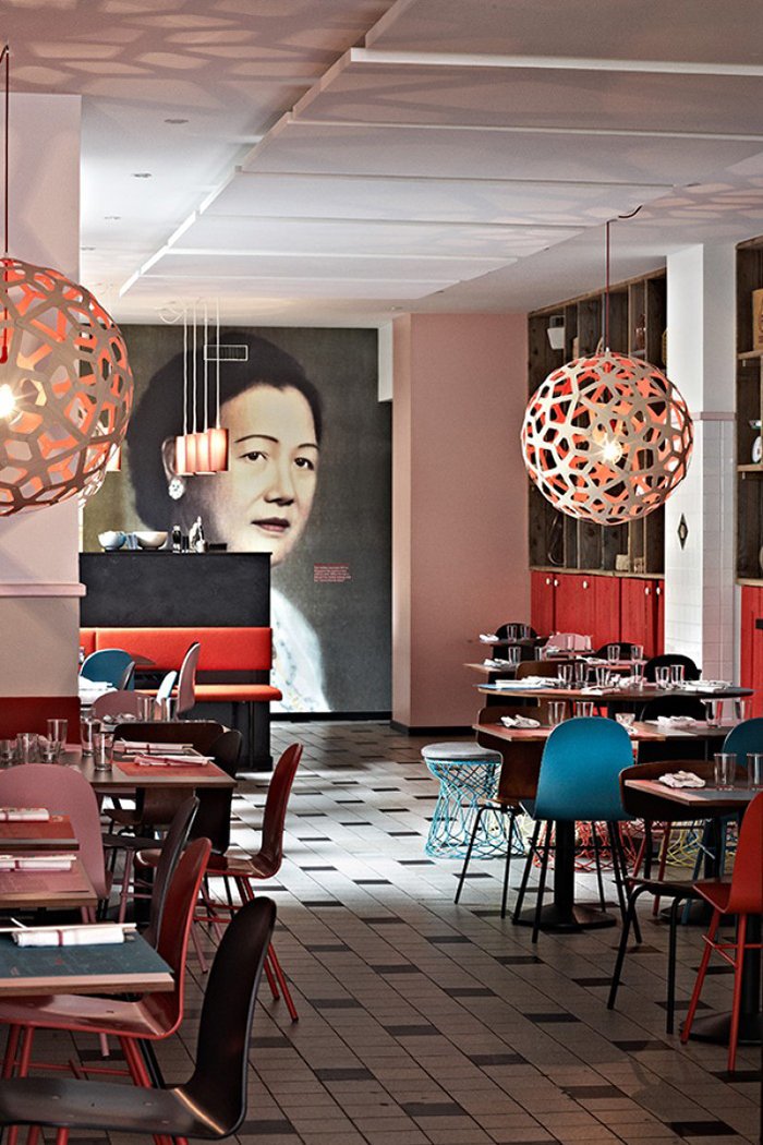 Restaurant NamNam Copenhagen by HolmbäckNordentoft | Yellowtrace.