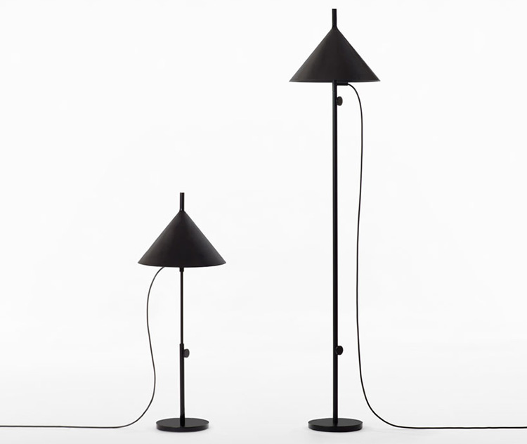 W132 Lamp System by Nendo for Wastberg | Yellowtrace.