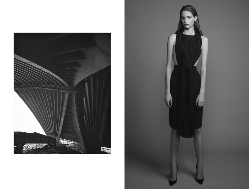 Dion Lee 2013 Capsule Collection | Yellowtrace.