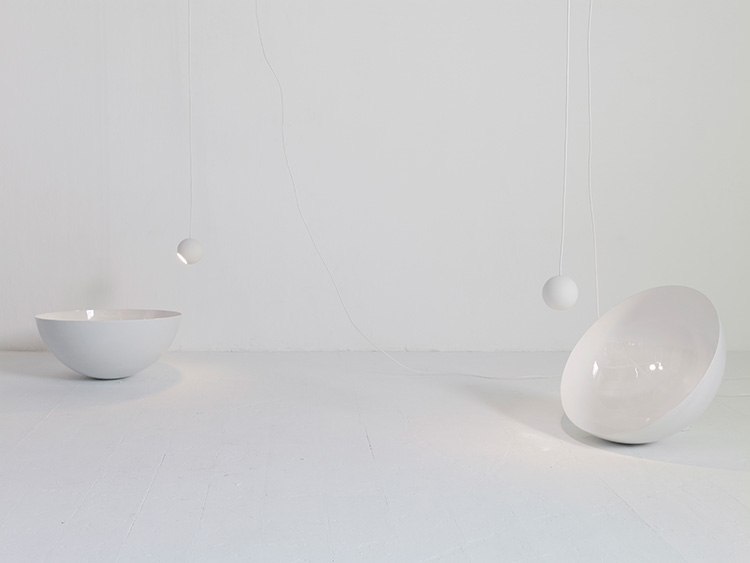 Globe Lights by Studio Vit at Salone Satellite 2013 | Yellowtrace.