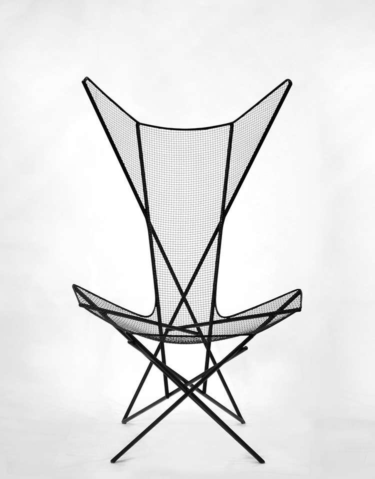 LINEE Chair by Taewoo Kim at Salone Satellite 2013 | Yellowtrace.