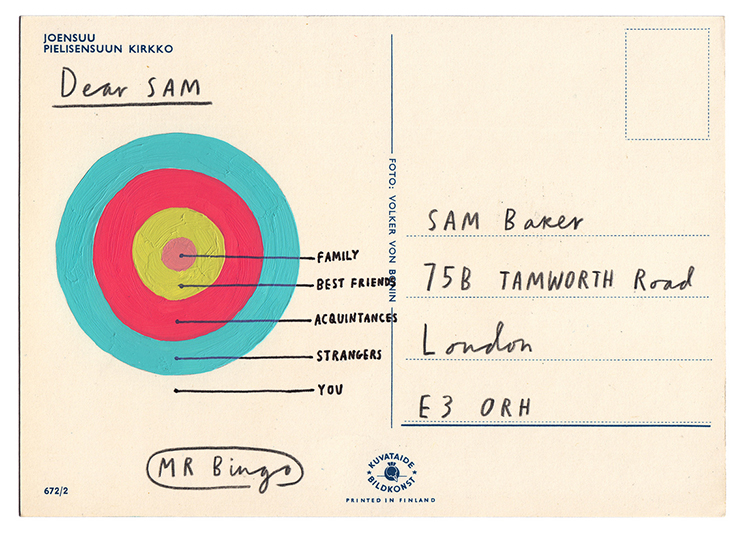 Hate Mail Project by Mr Bingo | Yellowtrace.