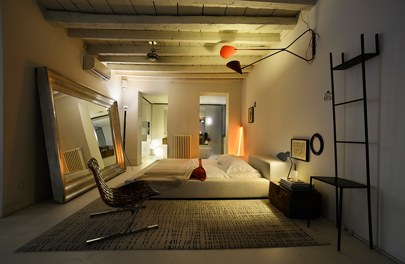 Boffi Apartment on Via Solferino during Salone del Mobile 2013 | Yellowtrace.