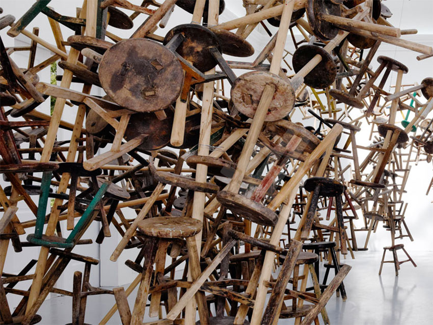 Ai Weiwei for German Pavilion at Venice Biennale 2013 | Yellowtrace.