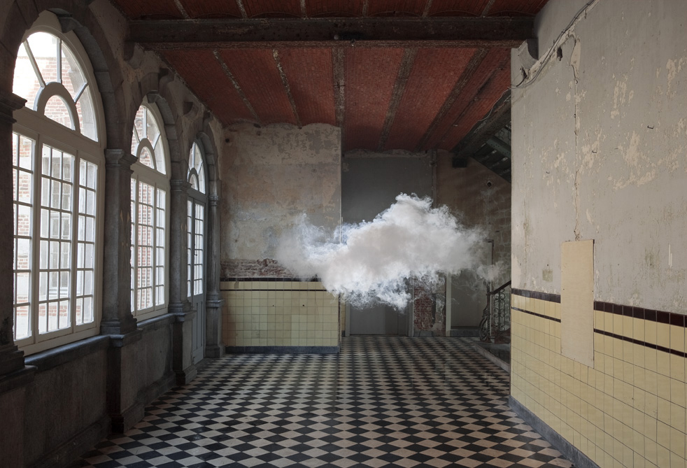 Berndnaut Smilde Makes Real Clouds | Yellowtrace.