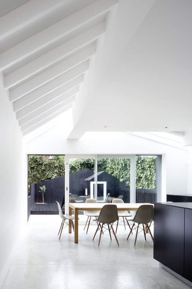 Dove House, London by Gundry & Ducker Architecture | Yellowtrace.