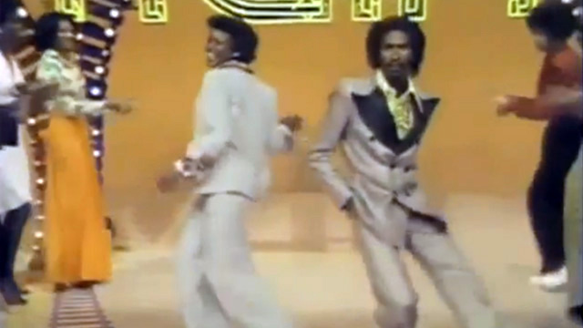 How to Dance to 'Get Lucky' by Daft Punk | Soul Train Style.