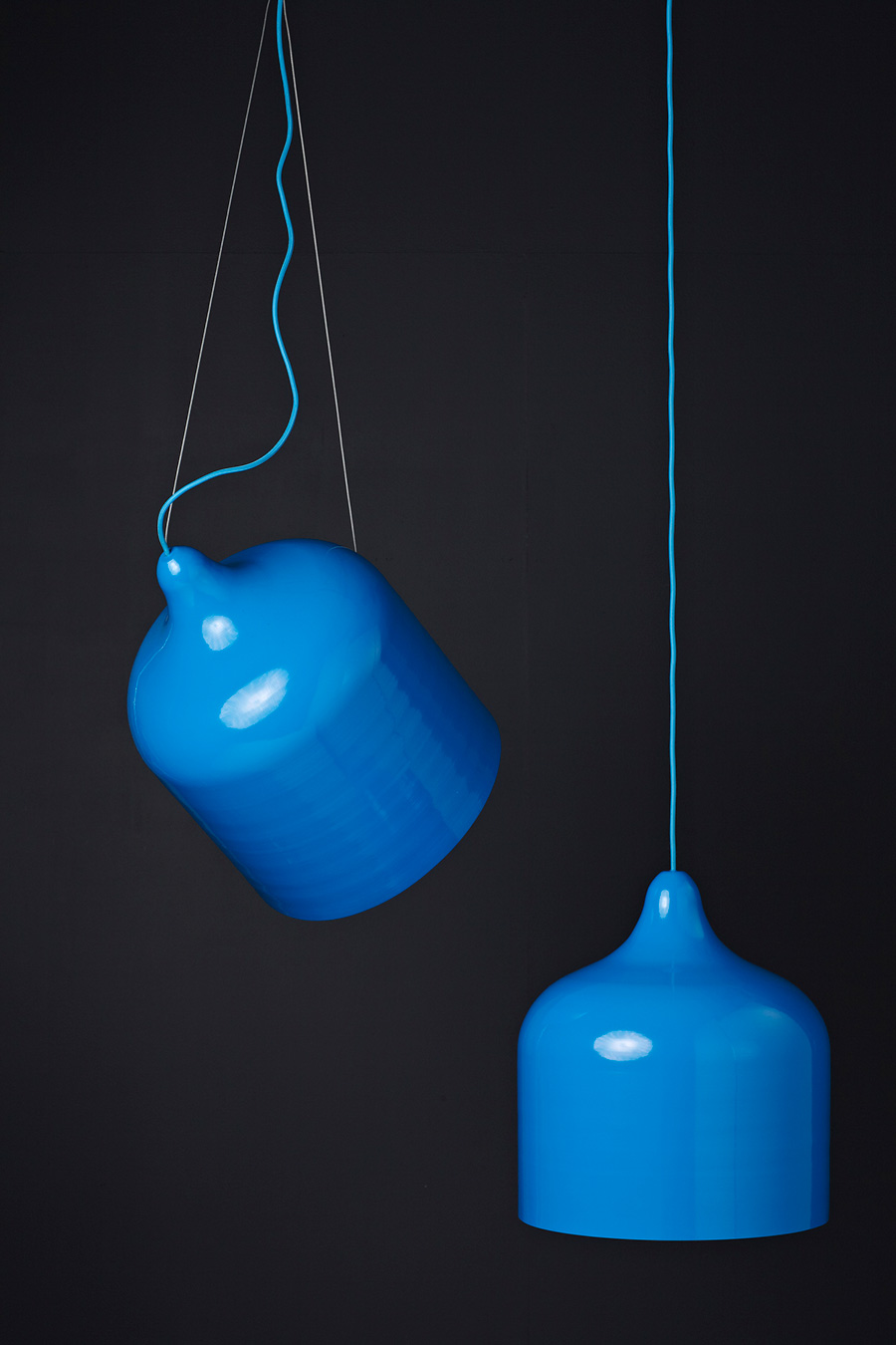 Popper Light by Andre Hnatojko at Catapult Design | Yellowtrace.