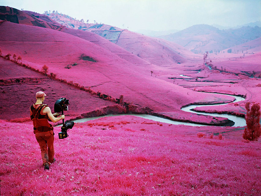 Richard Mosse for Irish Pavilion at Venice Biennale 2013 | Yellowtrace.