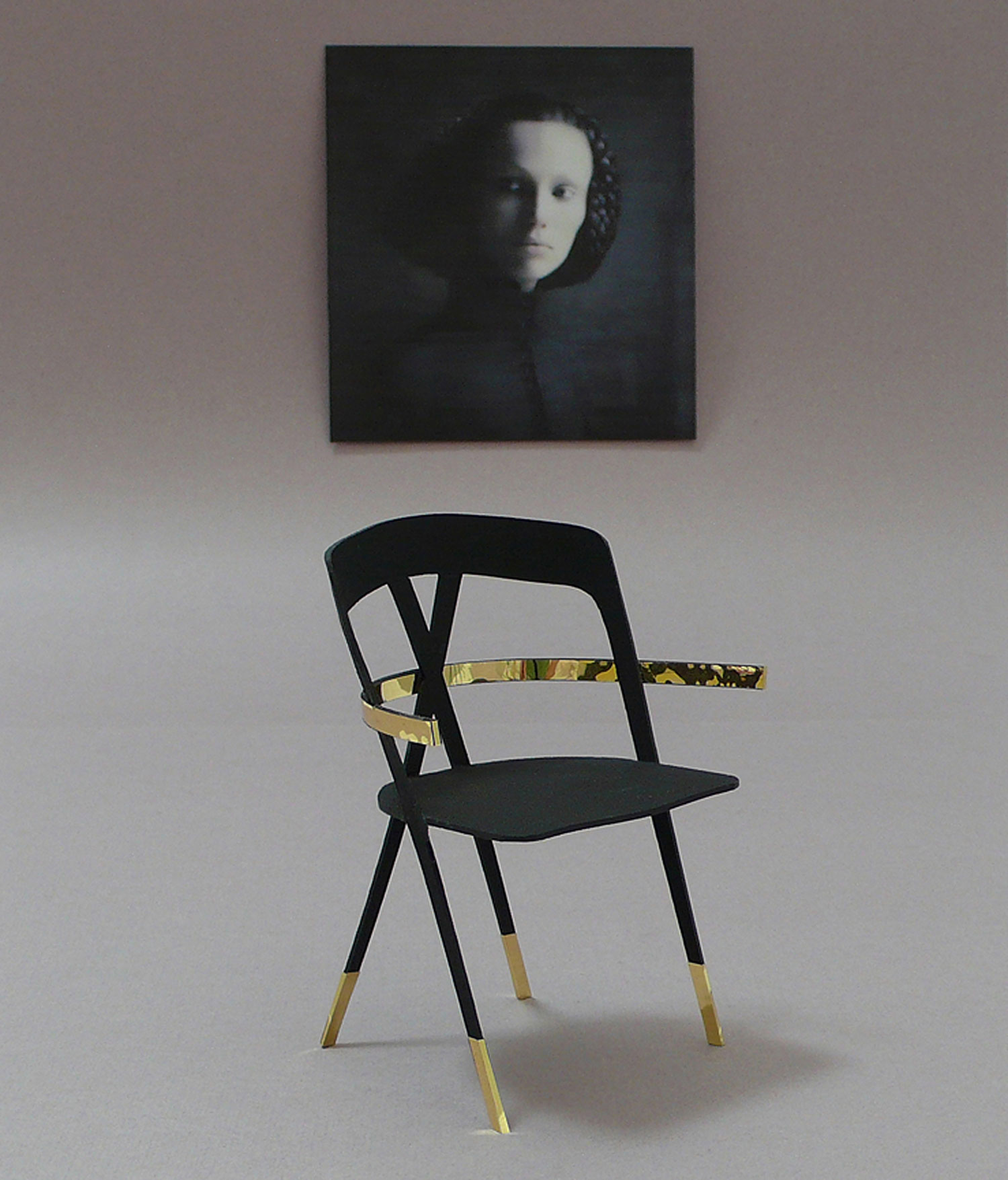 X-Federation Chair by Victor Vetterlein.