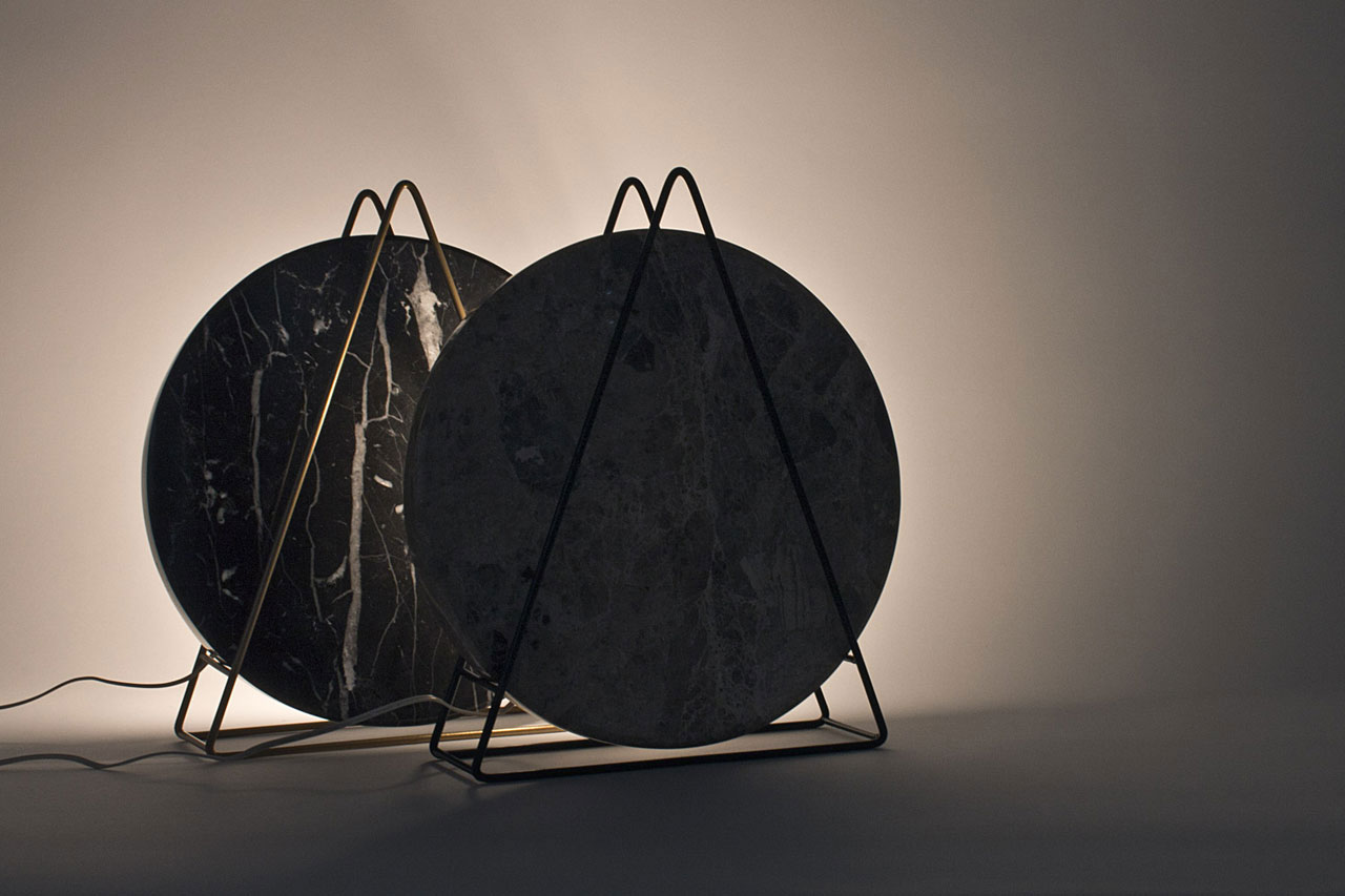 Novocento table lamp by Davide G Aquini | Yellowtrace.