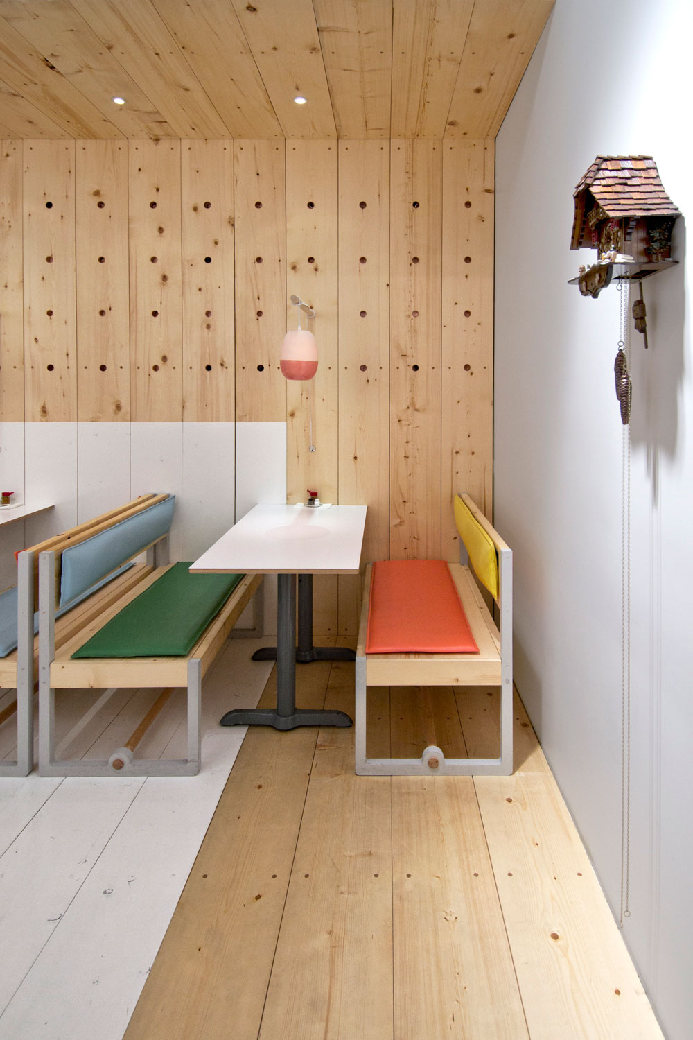 Bestie Currywurst, Vancouver by Scott & Scott | Yellowtrace.