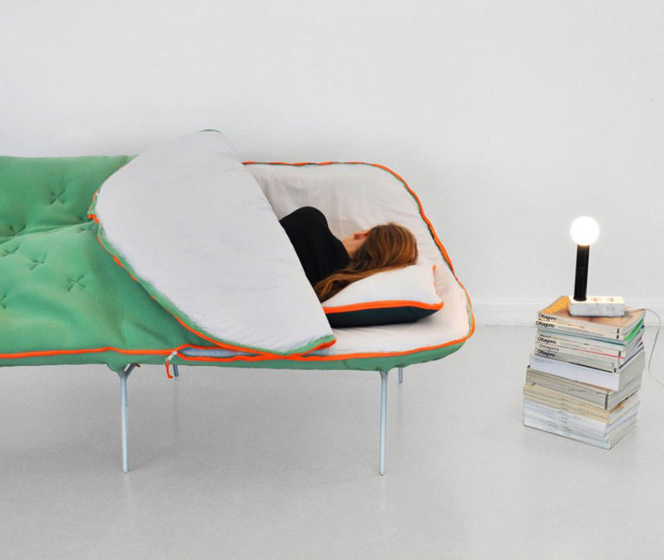 Stephanie Hornig // Camp Furniture Collection & Set Expandable Bookshelf.