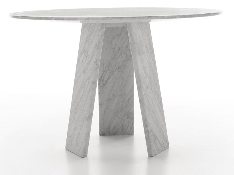 Topkapi table by Konstantin Grcic from Marsotto Edizioni | Yellowtrace.
