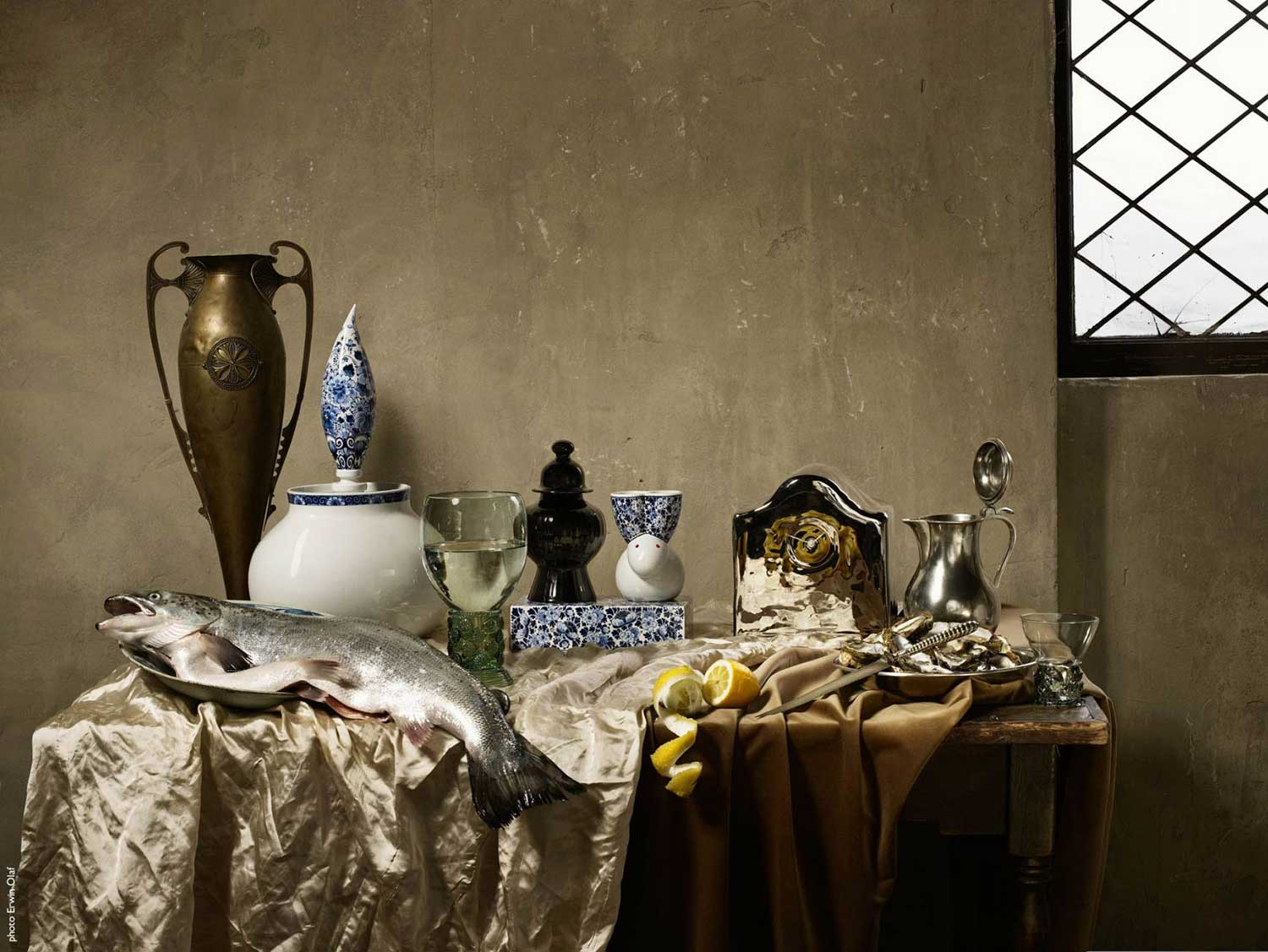 Still Life Accessory No1, Concept & Photography by Marcel Wanders & Erwin Olaf, Styling by Studio Aandacht | Yellowtrace.