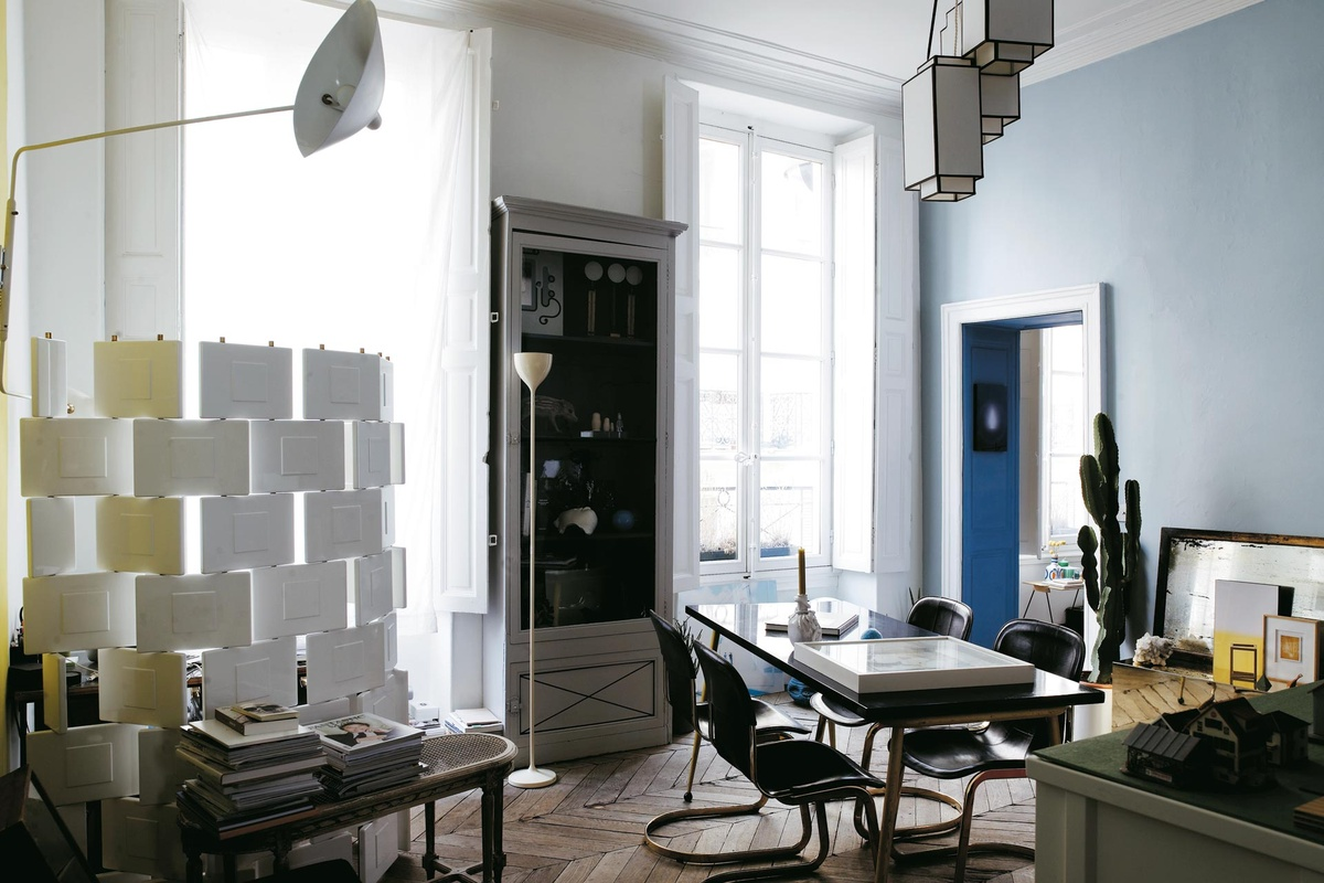 Jean Christophe Aumas' Paris Apartment  |  Yellowtrace