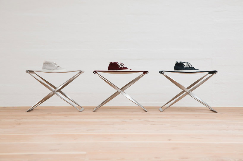'Stoflighed' Shoe Collection by Kvadrat + Vans + Norse Projects | Yellowtrace.