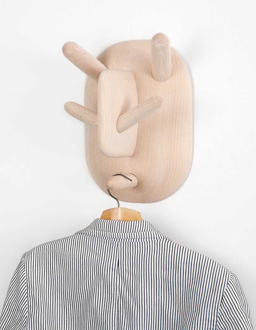 'Ooga-Booga' by Bertjan Pot for Moustache | Yellowtrace.