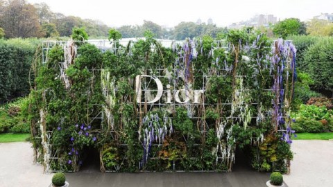Christian Dior Runway Spring/Summer 2014 [TV].